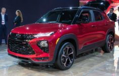 2022 Chevrolet Trailblazer